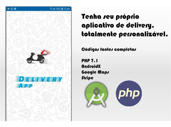 Aplicativo De Delivery Multi Restaurantes