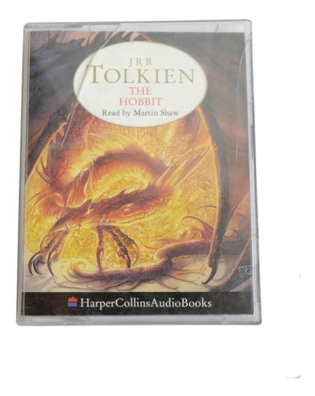 The Hobbit Fita Cassete K7 Áudio Livro J. R. R. Tolkien