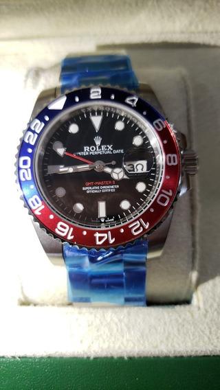 Relógio Rolex Gmt-master Ii Automático V/a A Prova D