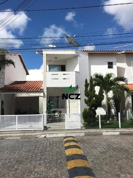 Casa Com 3 Dormitórios À Venda Por R$ 430.000,00 - Lagoa Salgada - Feira De Santana/ba - Ca2939