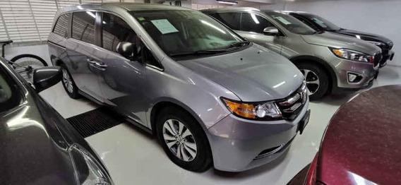 Honda Odyssey 5p Lx V6/3.5 Aut