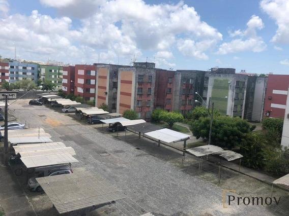 Apartamento Residencial À Venda, Santos Dumont, Aracaju. - Ap0494