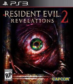 Resident Evil Revelations 2 Ps3 Fisico Sellado Ade