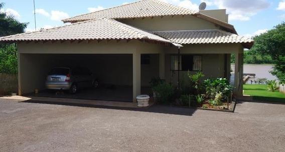 Chácara Residencial À Venda, Centro, Alvorada Do Sul. - Ch0012