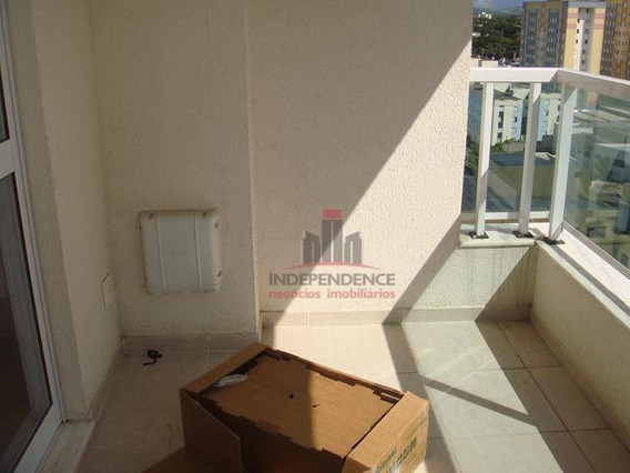 Apartamento Com 2 Dormitórios À Venda, 77 M² Por R$ 420.000,00 - Floradas De São José - São José Dos Campos/sp - Ap3120