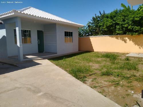 Imagem 1 de 14 de Casa Para Venda Em Saquarema, Porto Da Roça I, 2 Dormitórios, 1 Suíte, 2 Banheiros, 1 Vaga - 3173_2-1179802