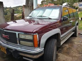 Camion Camioneta Gmc Suburban Version Ss 454 Injeccion Tbi