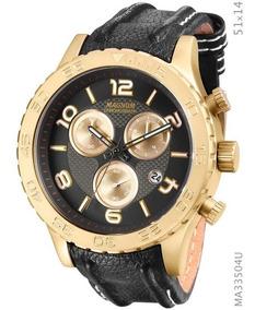 Relógio Magnum Cronógrafo Ma33504u Frete Gratis