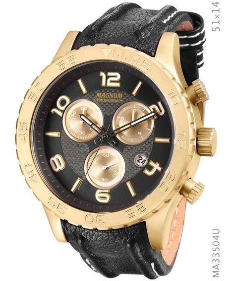Relógio Magnum Cronógrafo Ma33504u