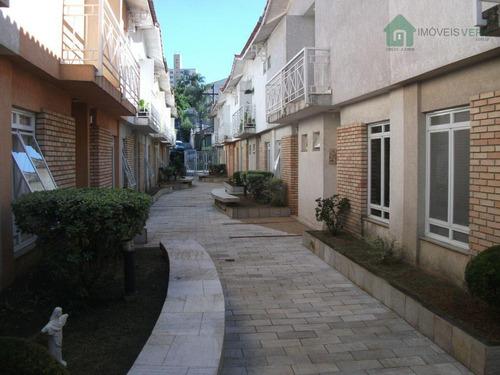 Imagem 1 de 22 de Sobrado  Residencial À Venda. - So0028