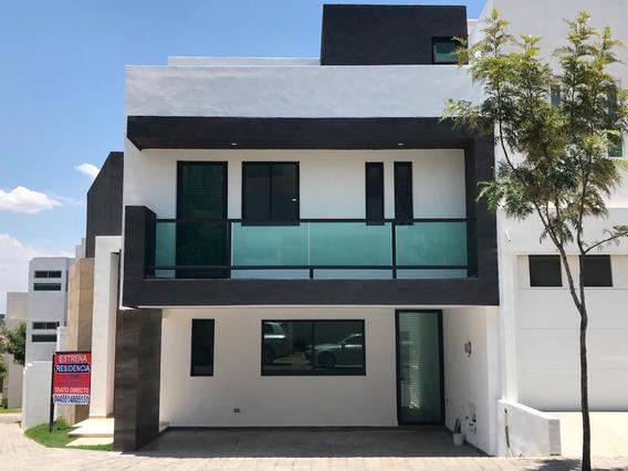 Estrena Hermosa Residencia Unica X Su Distribución Acabados
