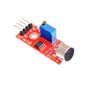 Microfone Sensor De Som Módulo Detecção Alta Sensibilidade