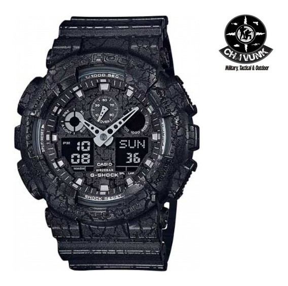 Relógio Casio G-shock Ga-100cg-1adr