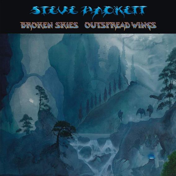 Steve Hackett Broken Skies Outspreads Wings 6 Cds + 2 Dvds