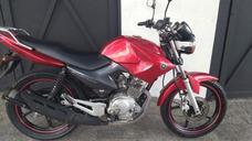 Yamaha Factor Ed 125 Troco Moto Financio 2010