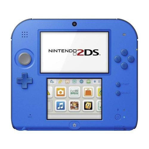 Nintendo 2ds + Jogo Mario Bros 2 Roda 3ds Wifi 4gb Ar Cards