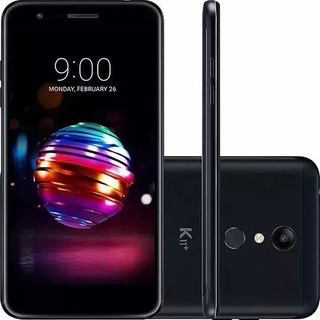 Celular LG K11 Plus Preto 32gb Tela 5,3 Dual Chip Octacor
