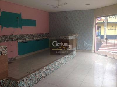 Loja Comercial À Venda, Centro, Indaiatuba. - Lo0001