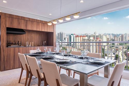 Apartamento No Jardim Prudência De 149 M Com 3 Suites