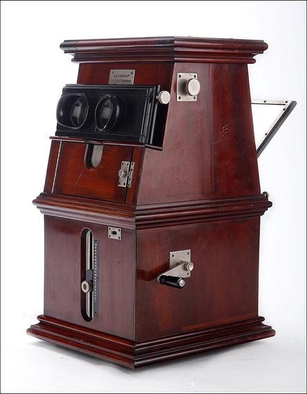 Antiguedades Stereoscopio Año1920