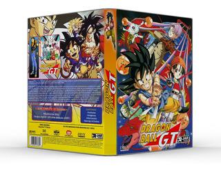 Dragon Ball Gt Precio Por Serie Completa