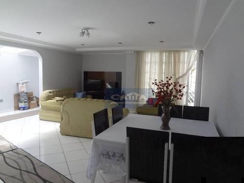 Sobrado À Venda, 229 M² Por R$ 1.600.000,00 - Mooca (zona Leste) - São Paulo/sp - So14883