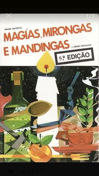 Magia Mirongas E Mandingas