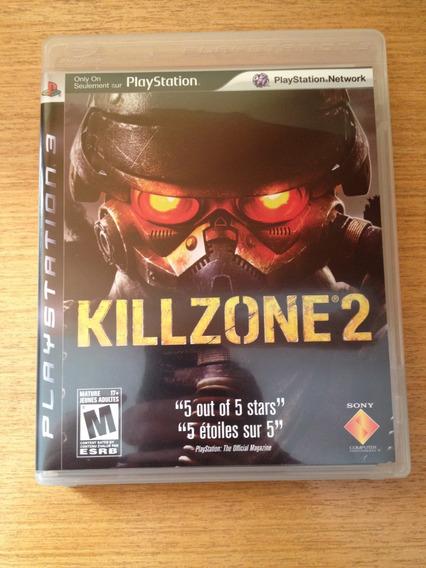 Killzone 2 Ps3 Midia Fisica