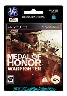Ps3 Juego Medal Of Honor Warfighter Pcx3gamers