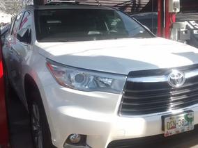 Toyota Highlander 3.5 Limited 2016