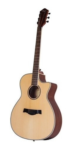 Guitarra Electroacústica Parquer Taylor Eq Corte Funda