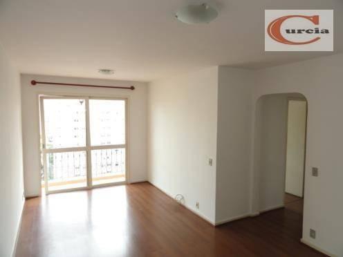 Apartamento Residencial À Venda, Moema Pássaros, São Paulo - Ap2491. - Ap2491