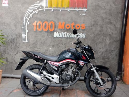 Imagem 1 de 10 de Honda Cg 160 Titan 2020