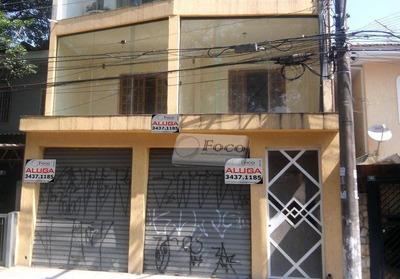Casa Comercial Para Locação, Jardim Tranqüilidade, Guarulhos - Ca0459. - Ca0459