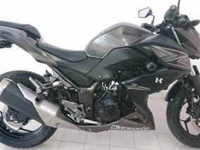 Kawasaki Z250 Gris | Perfecto Estado
