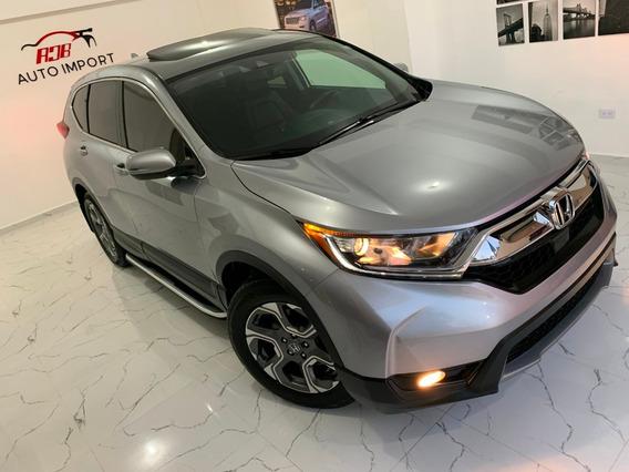 Honda Cr-v 2017 Exl