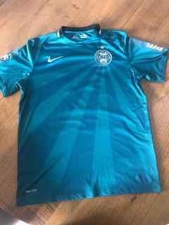 Camisa Coritiba Paraná Cfc Original De Jogo K Giacomazzi