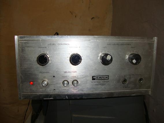 Mixer Pré Para Toca Discos E Microfones Nao É Amplificador