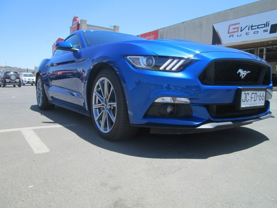 Ford Mustang Gt 5.0 Manual
