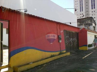 Casa Comercial Para Locação, Pedreira, Belém. - Ca0117