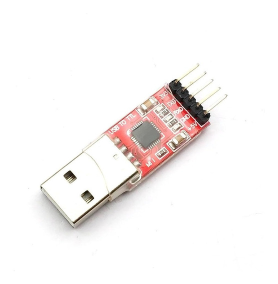 Conversor Usb Serial Ttl Cp 2102 Cp2102 / Rs232 + Jumpers