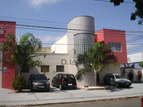 Imagem 1 de 8 de Prédio Comercial À Venda, 255 M² Por R$ 889.000 - Jardim Do Trevo - Campinas/sp - Pr0422