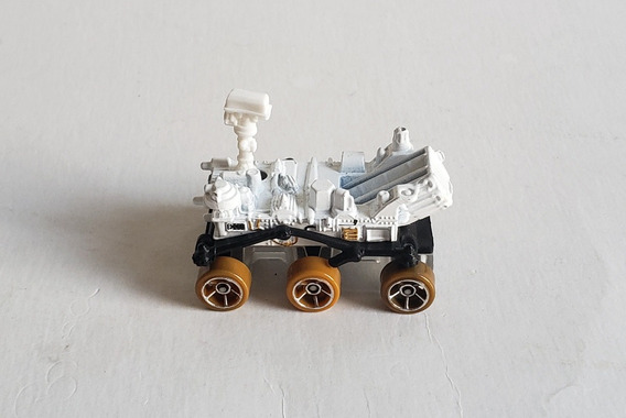 Hot Wheels Mars Rovers Curiosity Nasa Y4712 Loose