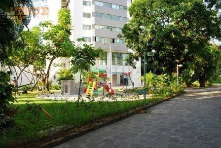 Apartamento Com 4 Dormitórios Sendo 4 Suítes À Venda, 235 M² Por R$ 1.900.000 - Casa Forte - Recife/pe - Ap3677