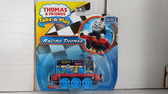 Thomas E Seus Amigos - Take-n-play Trem Thomas Corrida