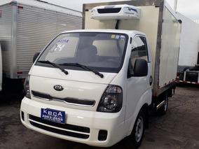 Kia Bongo 2.5 Std 4x2 2014 + Refrigerada + Unico Dono