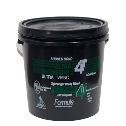 Mastique Sudden Bond Verde Ultra Liviano (paila).