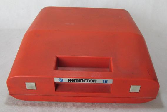 Antiguo Maquina De Escribir Remington 15 Diseño Funciona #l