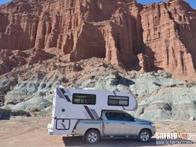Alquiler Camper Para Pick Up Doble Cabina Silfred Motorhome