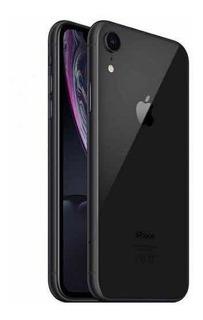 iPhone Xr 64gb Preto, Garantia, Lacrado